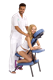 Стулья для массажа