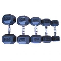 Гантельный ряд DB139 от 12,5 до 30 кг - фото 13151