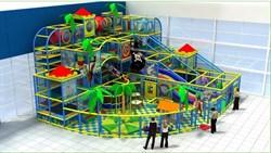 Игровой лабиринт «Парк развлечений» - фото 13548