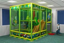Детская игровая комната лабиринт Кроха-S - фото 13621