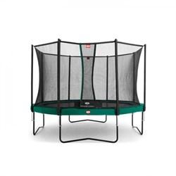 Батут Berg Champion 380 + защитная сеть Safety Net Comfort (комплект) - фото 14640