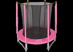 Батут Hasttings Classic 6 ft (182 см) комплект Pink / Green - фото 14861