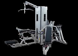 Мультистанция Spirit Fitness BWM110-4 - фото 17693