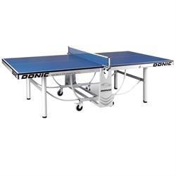 Теннисный стол профессиональный Donic World Champion TC синий - фото 19776