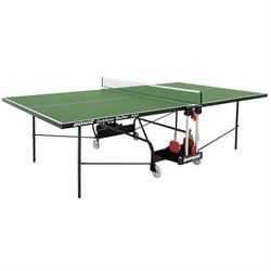 Всепогодный теннисный стол Donic Outdoor Roller 400 зеленый - фото 19789