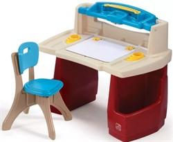 """Детская парта """"Столик для занятий"""" Step-2 - фото 20137"""