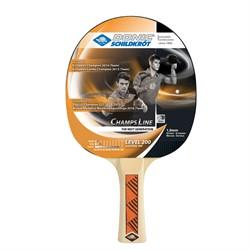 Ракетка для настольного тенниса DONIC Champs 200 - фото 21125