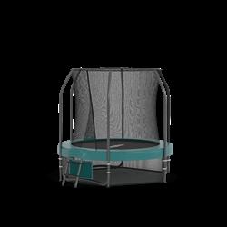 Батут с сеткой Proxima Premium 6 ft (183 см) - фото 21241