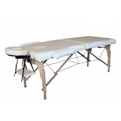 Массажный стол DFC NIRVANA Relax Biege / Cream - фото 21834