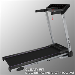 Беговая дорожка Clear Fit CrossPower CT 400 MI - фото 23803