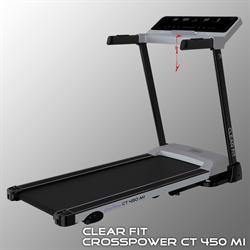 Беговая дорожка Clear Fit CrossPower CT 450 MI - фото 23853