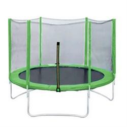 Батут DFC Trampoline Fitness 10 ft (305 см) green - фото 27517