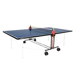 Всепогодный теннисный стол Donic Outdoor Roller FUN синий - фото 6029