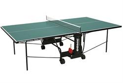 Всепогодный теннисный стол Donic Outdoor Roller 600 зеленый - фото 6033
