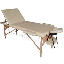Складной массажный стол DFC Nirvana Relax Pro бежевый - фото 6500