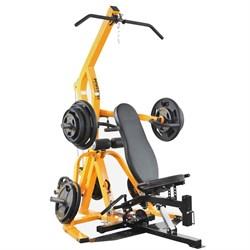 Силовой тренажер Powertec Lever Gym TM WB-LS14 - фото 6849