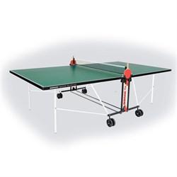 Теннисный стол Donic Indoor Roller FUN зеленый - фото 7089