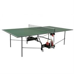Теннисный стол Donic Indoor Roller 400 зеленый - фото 7094