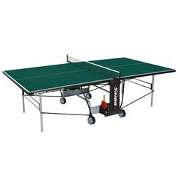Теннисный стол Donic Indoor Roller 800 зеленый - фото 7120
