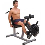 Сгибание ног лёжа/разгибание ног сидя Body-Solid GLCE-365