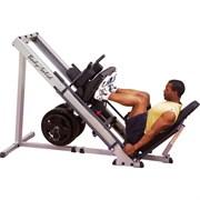 Жим ногами + гакк-машина Body-Solid GLPH1100
