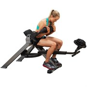 Тренажер Body-Solid GAB350 для мышц брюшного пресса