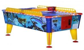 Аэрохоккей коммерческий всепогодный Shark OutDoor 8 ft.