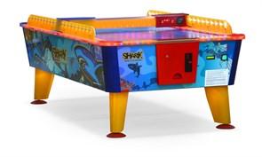 Всепогодный аэрохоккей  Wik «Shark» 6 ф (купюроприемник)