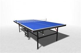Теннисный стол полупрофессиональный Wips Master Roller СТ-МР