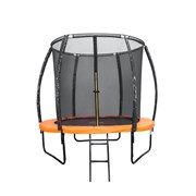 Батут DFC Trampoline Kengoo 8 ft (комплект)