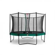 Батут Berg Champion 430 + защитная сеть Safety Net Comfort (комплект)
