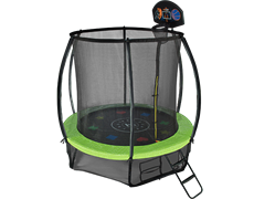 Батут с сеткой Hasttings Air Game Basketball 8 ft (244 см) комплект