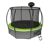 Батут с сеткой Hasttings Air Game Basketball 10 ft (305 см) комплект