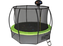 Батут с сеткой Hasttings Air Game Basketball 12 ft (366 см) комплект