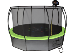 Батут с сеткой Hasttings Air Game Basketball 15 ft (460 см) комплект