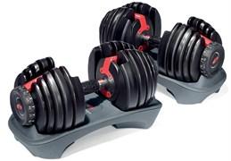 Регулируемая гантель Bowflex 24 кг