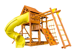 Игровая площадка PlayGarden SkyFort Deluxe II с рукоходом