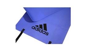 Коврик для фитнеса лиловый 10 мм Adidas ADMT-12234PL
