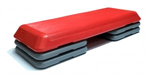 Степ-платформа профессиональная 3 уровня Original Fit.Tools FT-PROSTEP02