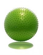 Гимнастический мяч с массажным эффектом 65 см Original Fit.Tools FT-MBR65