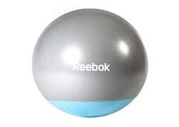 Двухцветный гимнастический мяч Reebok 65 см RAB-40016BL