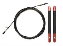 Скакалка Original Fit.Tools профессиональная регулируемая скоростная FT-JR-SQD