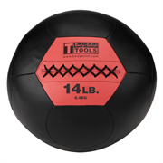 Тренировочный мяч Body-Solid мягкий Wall Ball 6,4 кг (14lb)