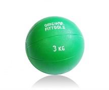 Тренировочный мяч Original Fit.Tools 3 кг
