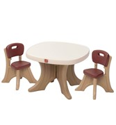 Детский столик со стульями Step-2