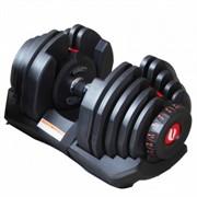 Регулируемая гантель Optima Fitness 40 кг