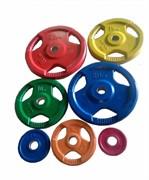 Диск PX-Sport WP012 с тройным хватом от 1,25 до 25 кг в ассортименте