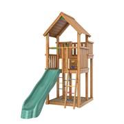 Деревянная игровая площадка Jungle Gym Jungle Palace