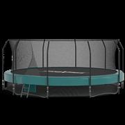 Батут с сеткой Proxima Premium 15 ft (457 см)