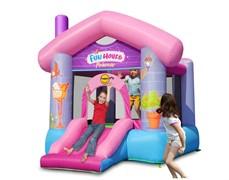"""Надувной батут Happy Hop """"Забавный дом для принцессы"""" 9215P"""